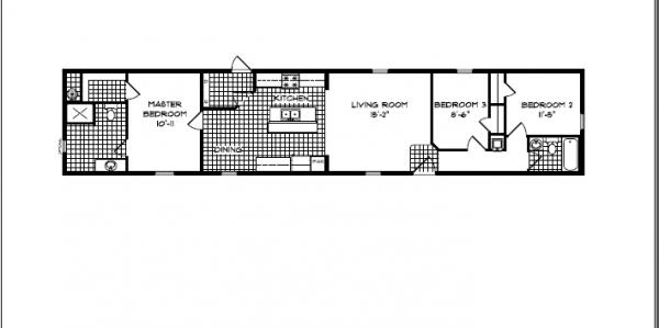 Mhe horkheimer homes for 16 by 80 mobile home floor plans