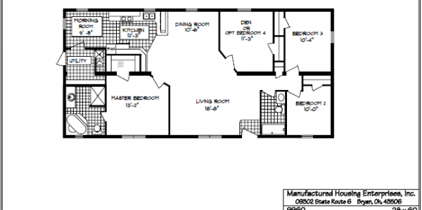 Mhe sectionals horkheimer homes for 28x48 house plans